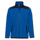 VAUDE Racoon Fleece Jacket Kids blue